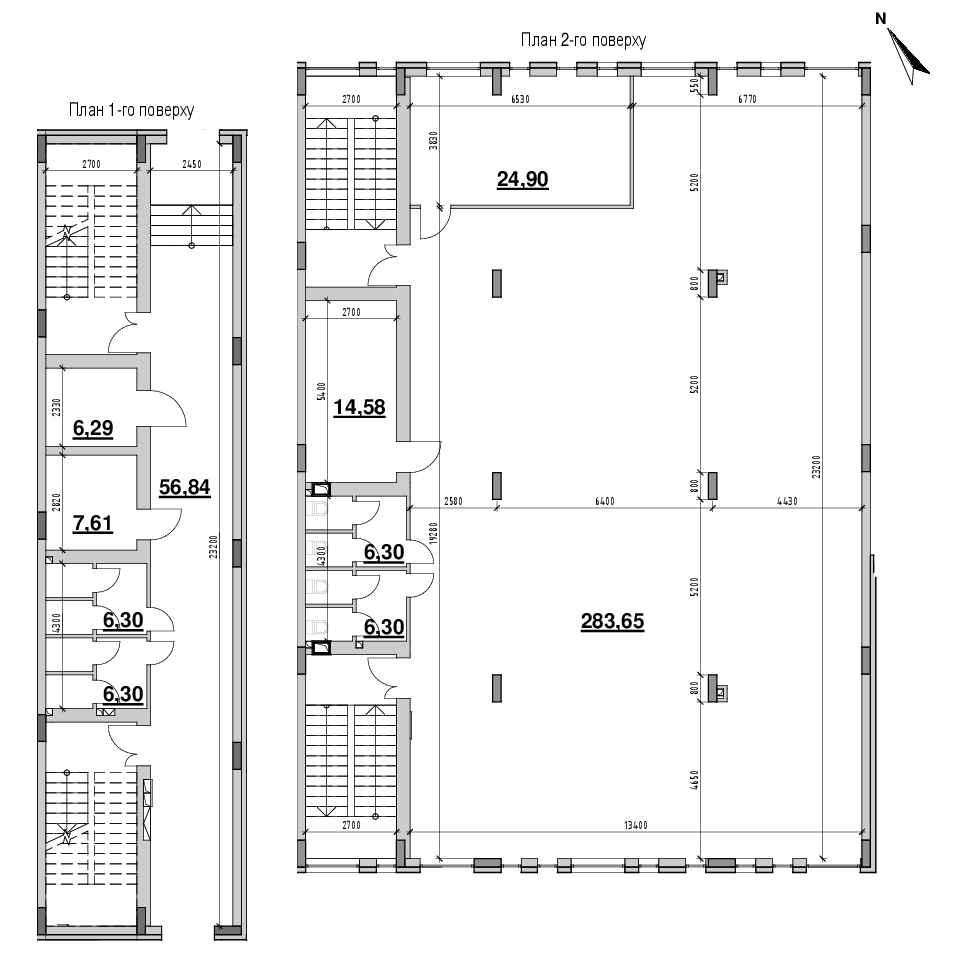 ЖК Riel City: планування приміщення площею 419.09 м<sup>2</sup>