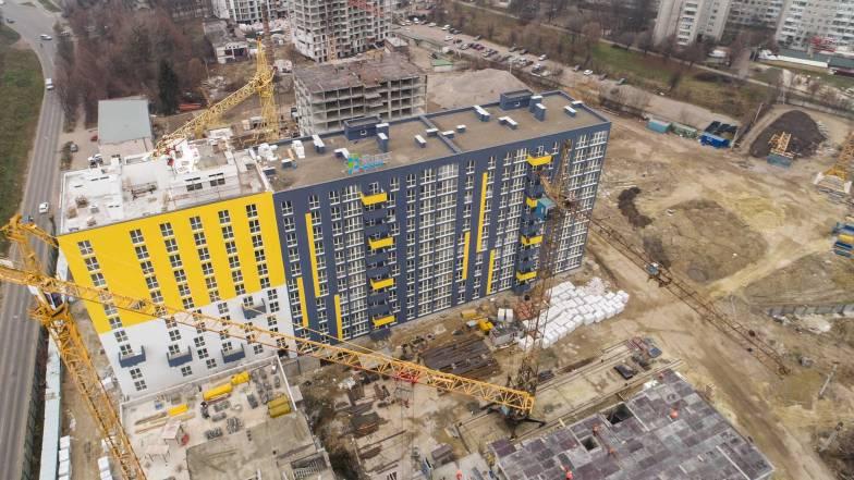 На якій стадії будівництва купувати квартиру на первинному ринку?