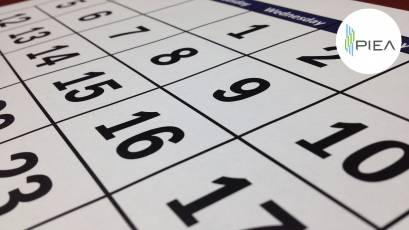 2020: календар РІЕЛ