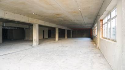 ЖБ Topolis: завершено влаштування підлоги паркінгу