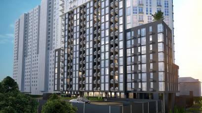 Житловий комплекс ELYSEUM | Київ. Хід будівництва 06.04.17