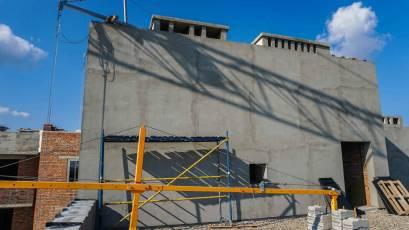 ЖК «Компаньйон»: в третій секції облаштовується дахова котельня
