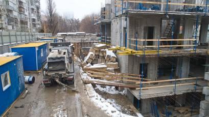 ЖК Forward: будівництво виконується за планом