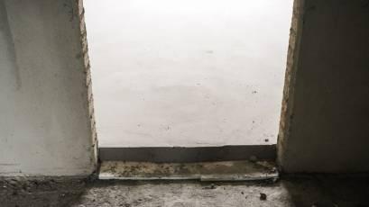 ЖК «Америка»: у будинку Д-2 триває залиття стяжок у комерційних приміщеннях другої та третьої секцій