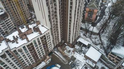 ЖК «Львівський Квартал»: у шостій черзі виконали облаштування прибудинкової території