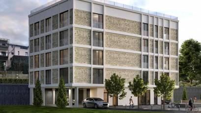 Старт продажу квартир в клубному будинку «Вілла Погулянка»