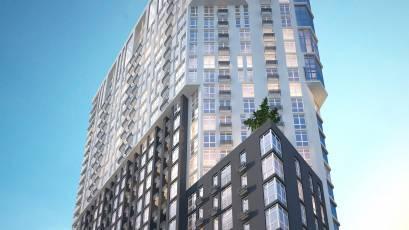 Житловий комплекс ELYSEUM | Київ. Хід будівництва 11.05.17