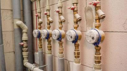 Завершено монтаж лічильників тепла, електроенергії та водопостачання