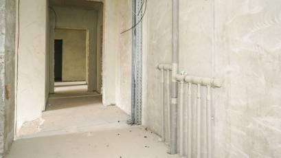 ЖК «Америка»: в доме В-2 завершен монтаж системы водоснабжения