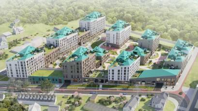 ЖК «Брама» комплексу «Містечко Підзамче» отримав нагороду Всеукраїнського щорічного конкурсу архітектури житлових та комерційних будівель REM Awards 2020-2021