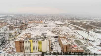 ЖК «Компаньйон»: будівництво усіх секцій активно триває