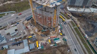 В ЖК «Берег Дніпра» стартує продаж підземних паркомісць
