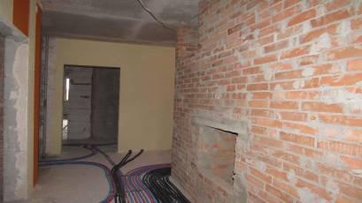 ЖК Оk'Land: у будинку №3 триває розведення системи опалення
