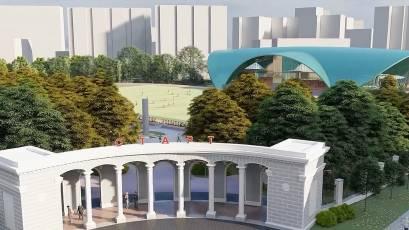 Легендарний стадіон «Старт» нарешті «показав», яким стане за два роки