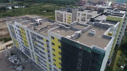 ЖК «Компаньйон»: будівництво активно триває