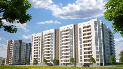 ЖК «Ренуар»: БТІ розпочало проведення замірів квартир п'ятої черги