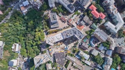ЖК «Львівська Площа»: у другій секції закінчили вертикал 14 поверху