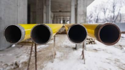 ЖК «Америка»: у першій і другій секціях будинку В-2 розпочато роботи з газифікації квартир