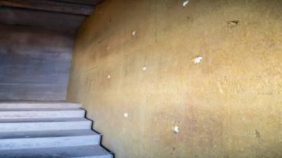 У всіх секціях будинку №2 виконується оздоблення підвалів