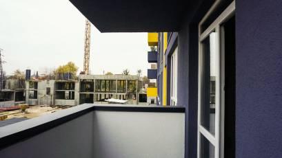 ЖК Riel Сity: у секціях 5 та 5-В першої черги завершено фасадні роботи