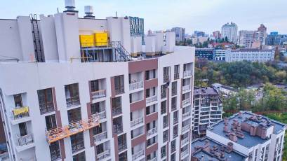 ЖК «Львівський Квартал»: у шостій черзі завершується монтаж обладнання газової котельні