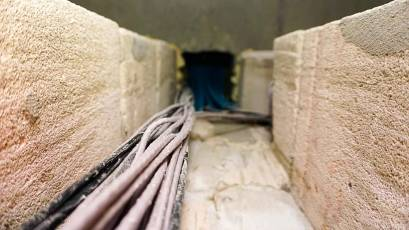 ЖК Riel City: в секциях 2 и 4 третьей очереди смонтированы внутренние инженерные сети