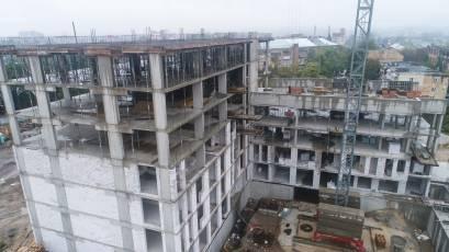 ЖК «Містечко Підзамче»: будівництво комплексу «Новий Форт» активно триває