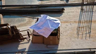 ЖК Nordica Residence: завершується заливання плити ростверку