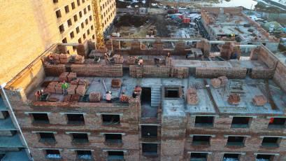 ЖК «Компаньйон»: будівельники працюють за планом