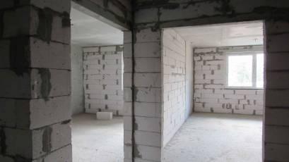 ЖК Оk'Land: у третій секції будинку №3 кладка триває на 24 поверсі