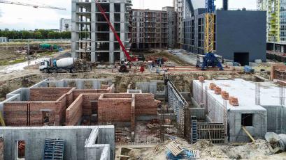 ЖК «Шенген»: будівництво активно триває