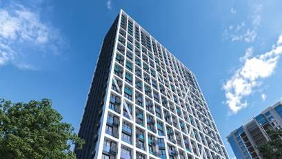 Рейтинг address.ua: ЖК Nordica Residence – у п'ятірці найпопулярніших хмарочосів правобережжя столиці