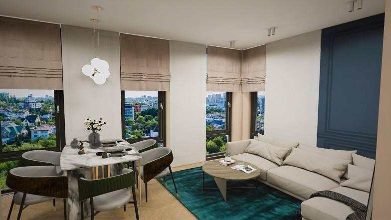 Квартира  2В — 106,03 кв.м