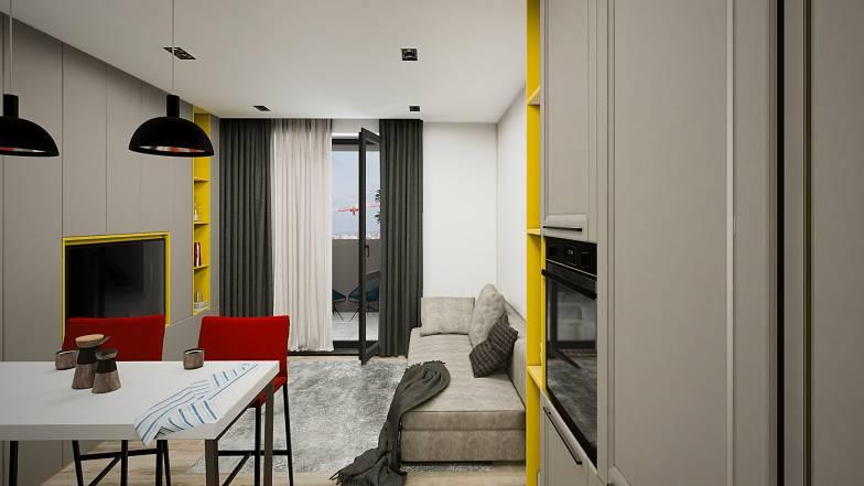 Візуалізація квартири